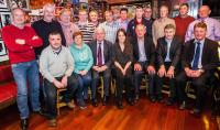 2015-11-09 Waterford GAA & Local Bar Awards launch