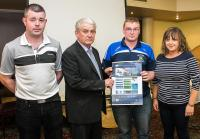 2015.06.15 New Waterford GAA Website Launch
