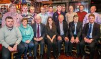 2015-11-09 Waterford GAA & Local Bar Awards launch