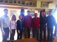 Sunflower Golf Classic Sean Keenan team 3rd overall