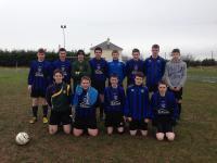 CUFC U16s 3 v 5 Bearna March 2014