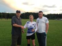 Ashleen Nee Club Player of the Month for July