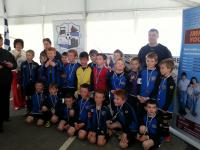 CUFC U9s in Oranmore May 2014 h