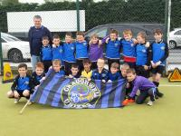 CUFC U9s in Oranmore Inv Finals Day May 2014