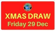 Return Draw Cards to Cheevers 6-7pm Sat 23 Dec or to Cawleys before 8pm Fri 29 Dec
