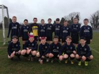 CUFC U13s 4 v 1 Maree-Oranmore B March 2014