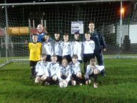 U11A boys who beat Moyne Villa Nov 2012