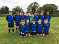CUFC U14 boys 7 v 2 Cois Fharraige 080918