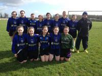 CUFC U18 Girls v Corrib Celtic 12 March 2017