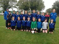 CUFC U14 Boys 3 Oct 2015