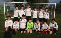 CUFC U13B Boys v Corrib Rangers 22 Oct 2016