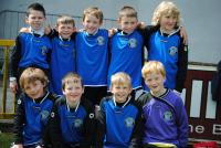 Craughwell United U9 Team May 2011