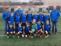 CUFC U12 Boys v Yeats Utd Sligo in Connacht Shield