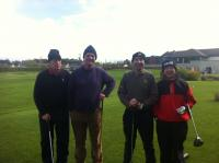Sunflower Golf Classic David Ward team 1st overall