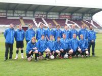CUFC 17 squad at Terryland Cup Final