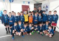 Craughwell United U10 in MOFC Invitational