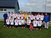 U16 Boys are 2015 Championship League Winners