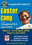 Register online now for our Easter Camp