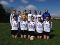 U17 Girls 2 v 1 Corrib Rangers April 2014