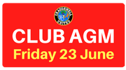 CUFC AGM Fri 23 June 8.30pm Cheevers - We need you!