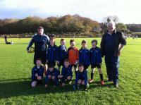CUFC U9 Boys on 25 Oct 2014