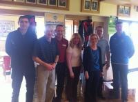 Sunflower Golf Classic Declan Craven team 2nd overall