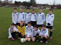 CUFC U11A v Salthill Devon in friendly Jan 2013