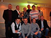 Craughwell United - GFA Club of the Year 2015