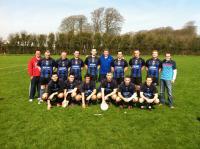 CUFC Senior squad v Mervue B March 2012