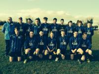 CUFC U18B Boys v BnaFB 8 March 2015