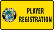 Player registration 7-9pm Thur 21 September in St Michaels Hall