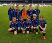 CUFC U11 boys in Kevin Power Cup Final
