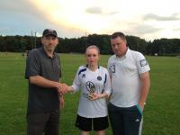 Liz Power U16 Girls Most Improved Player of the Year