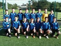 CUFC U15A v Maree/Oranmore in Sept 2012