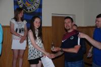 Ailvhe Martyn U14 Girls M.I.P.O.Y.