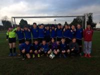 CUFC U12 v Maree/Oranmore B in Connacht Cup