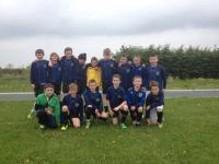 CUFC U11 Boys Black squad May 2014