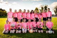 CUFC U12B Girls League & Cup Champions for 2018-19 Season