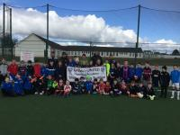 Galway United Academy Coaching Day at our Easter Camp 040418