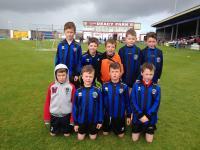 CUFC U9 Boys at GFA Finals on 6 June 2015