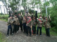 U12B boys at Killary July 2013
