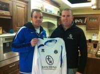 JCK Kitchens sponsor U15 team kit