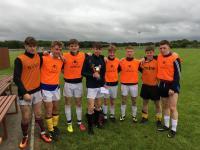 Craughwell Cup Winners 2017 - Bucky & Milk