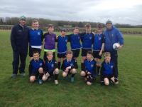 CUFC U12 Dev. squad v Galway Hibs 26 March 2016