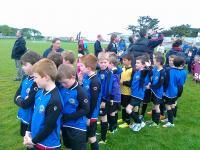 CUFC U9s in Oranmore May 2014 d