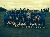 CUFC U18 boys v Bearna Na Forbacha 22 March 2015