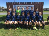CUFC U12B boys v Colga B 21 April 18