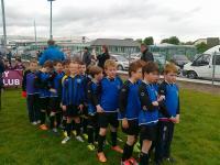 CUFC U9s in Oranmore May 2014 c