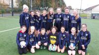 CUFC U12A Girls 4 v 0 Moyne Villa B 151017