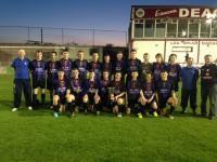 U17 boys League & Cup Winners for 2014 season
